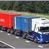 BP-PD-89  B-border - Container Trucks