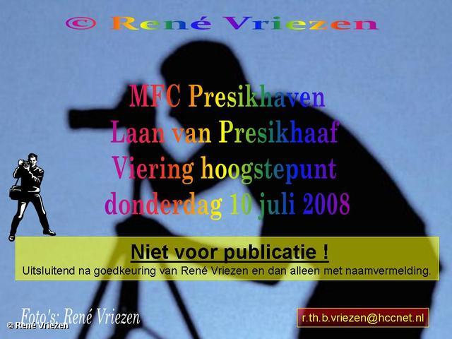 © René Vriezen 2008-07-10 #0000 MFC Presikhaven Presikhaaf Hoogstepunt donderdag 10 juli 2008