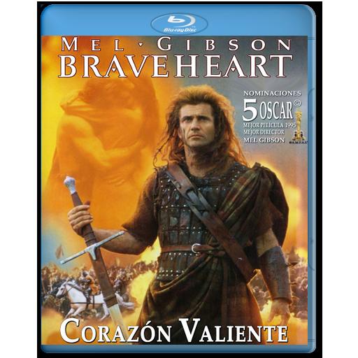 Coraz n valiente braveheart bbrip latino aventuras Corazon valiente pelicula