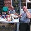 Bbq bij Ruud en Wil 11-08-12 7 - Bij de achterburen