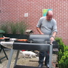 Bbq bij Ruud en Wil 11-08-12 6 - Bij de achterburen