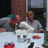 Bbq bij Ruud en Wil 11-08-12 4 - Bij de achterburen