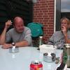 Bbq bij Ruud en Wil 11-08-12 3 - Bij de achterburen