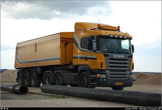 DSC 7683-border Steentjes Transport - Duiven
