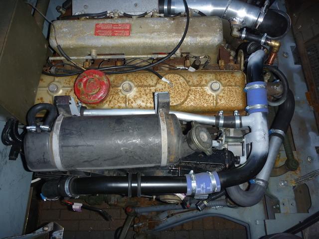 P1050119 YA126 ombouw