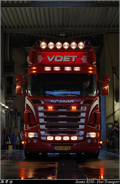 DSC 7821 VOET / Johan van Welie