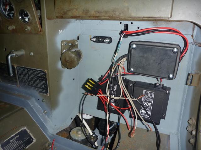 P1050134 YA126 ombouw