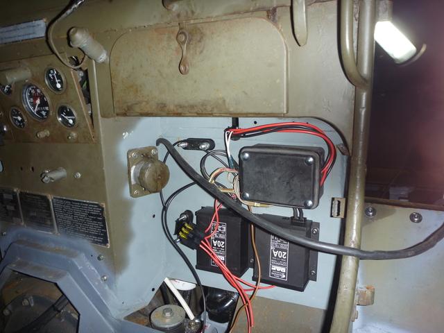 P1050140 YA126 ombouw