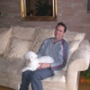 Albert op bezoek 20-07-08 02 - In huis 2008