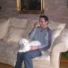Albert op bezoek 20-07-08 01 - In huis 2008