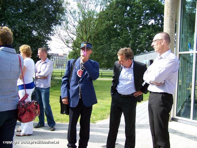 opening T-Huis (1) Opening T-Huis Presikhaaf