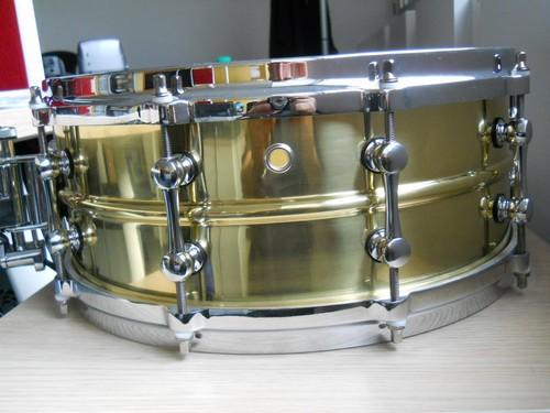 Custom Yellow Cooper 14x5.5 -