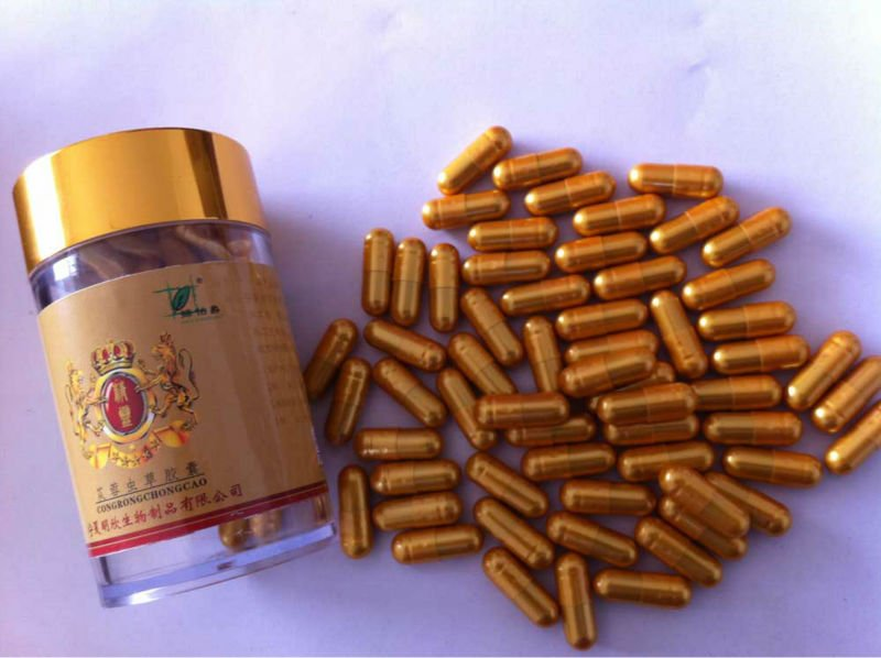 Nourishing Capsules combined by desert cistanche a -