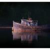 DeepBay Rusty Boat - Vancouver Island