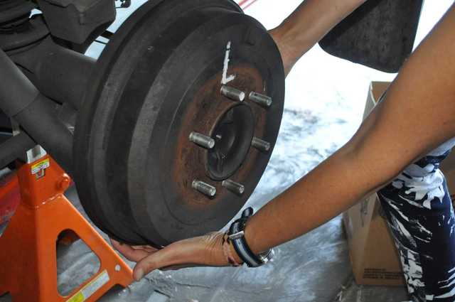 Advice Requested For Adjusting Parking Brake For Rear Drums - Toyota 4runner Forum