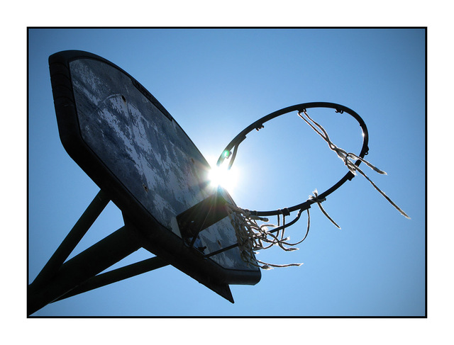 Old Hoop - Abandoned