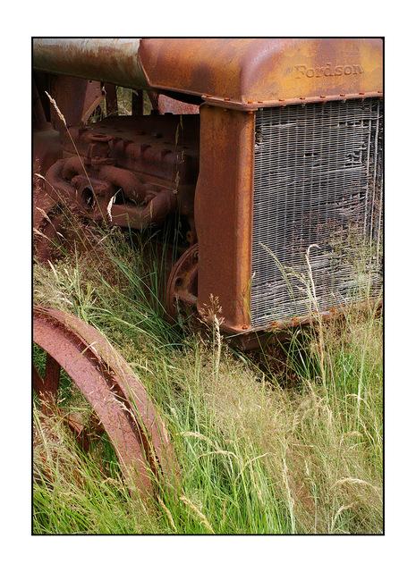 Fordson Abandoned
