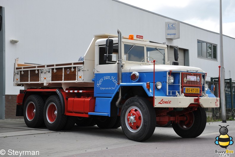 DSC 7389-border - Historisch Vervoer Lekkerkerk-Bergambacht 2012