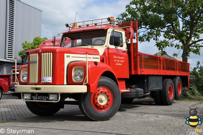 DSC 7396-border - Historisch Vervoer Lekkerkerk-Bergambacht 2012