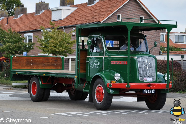 DSC 7421-border - Historisch Vervoer Lekkerkerk-Bergambacht 2012