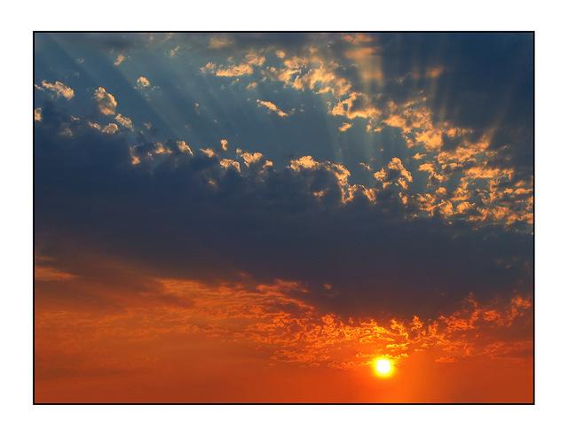 Sun Down Landscapes