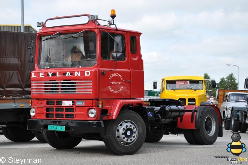 DSC 7535-border - Historisch Vervoer Lekkerkerk-Bergambacht 2012
