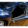 Blue TR3 - Automobile
